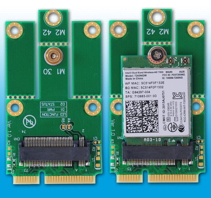 Still concerned: Intel Wireless AC 8265/9260 or Killer 1535
