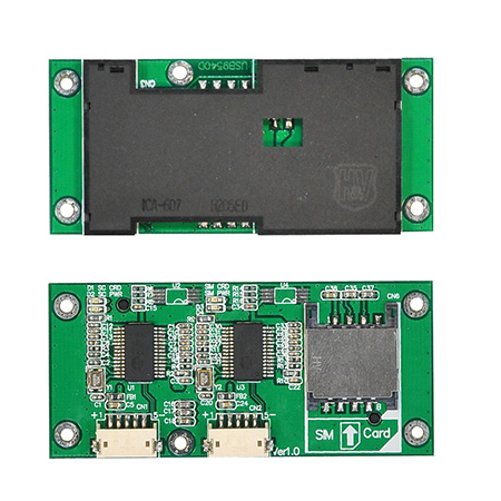 USB9540D (SIM / Smart Card Reader module)